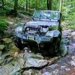 coal mountain jeep trip