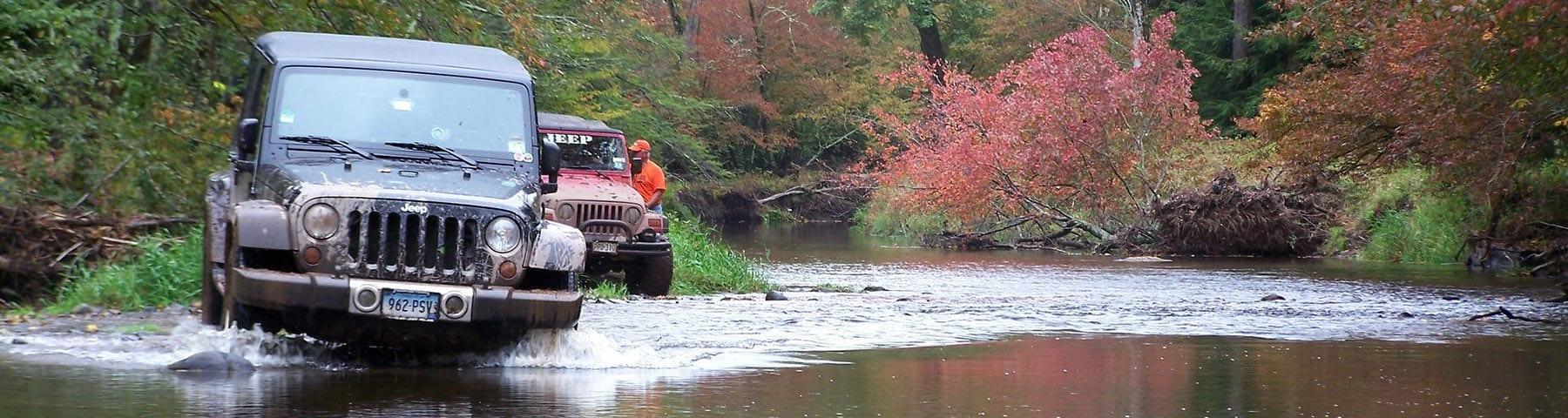 catskills jeep trip