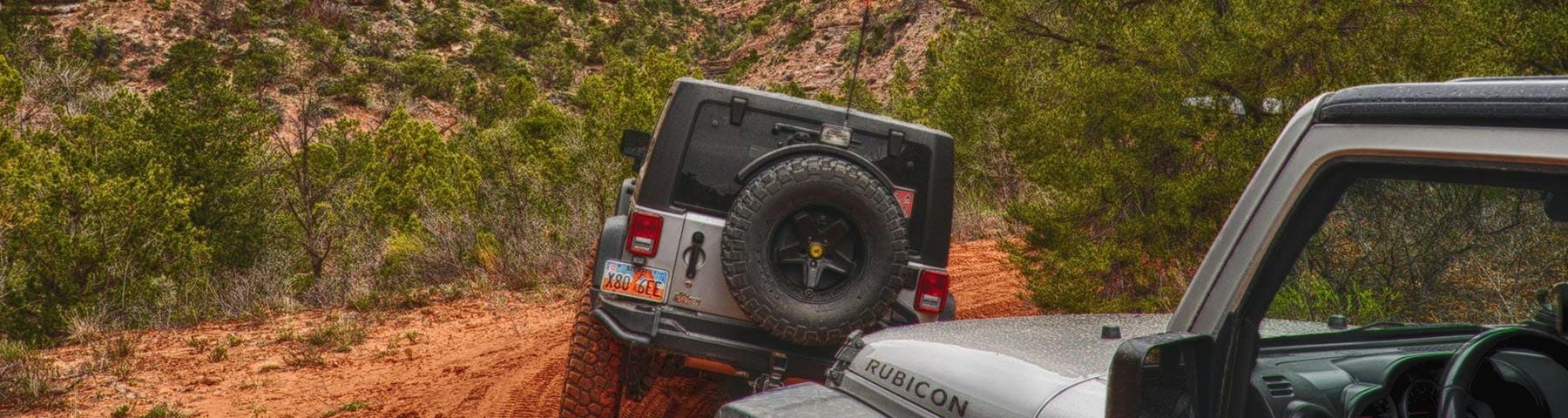 arch canyon jeep trip