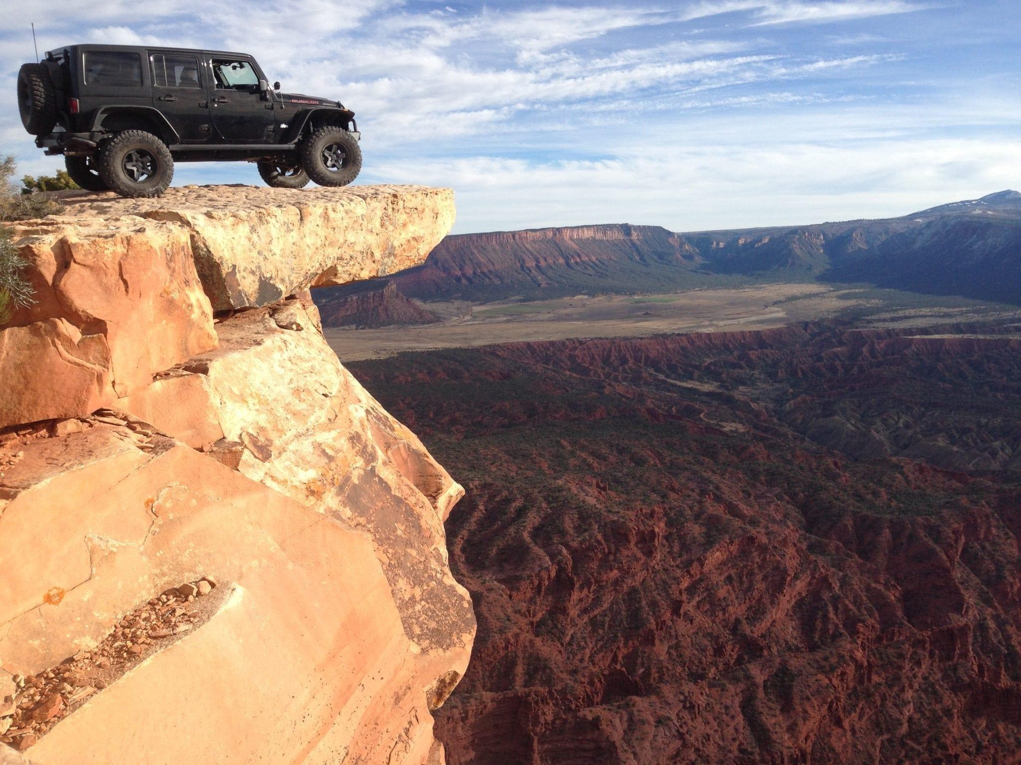Moab Utah Top Of The World