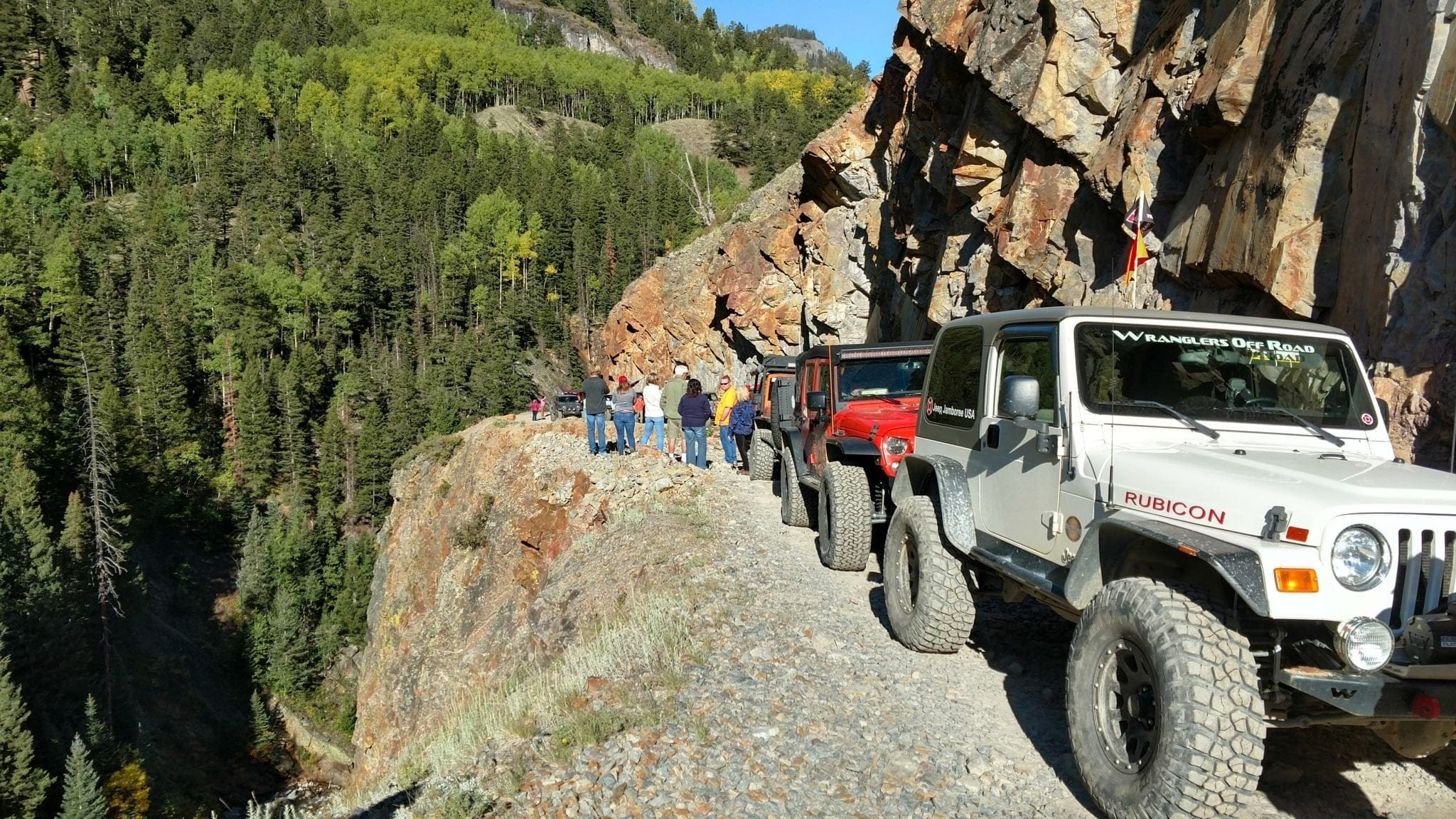 Dale Hatcher Ouray Colorado Jeep Jamboree U S A