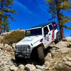 23rd Rubicon Trail 2020 Jeep Jamboree U S A