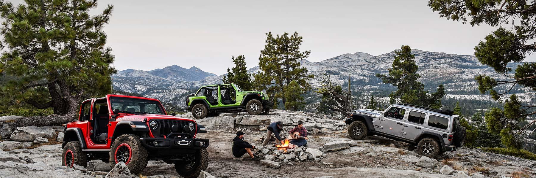 Jeep Jamboree USA Forms - Jeep Jamboree U.S.A.