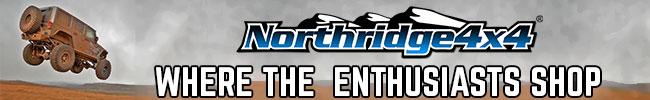 Northridge 4x4 Banner